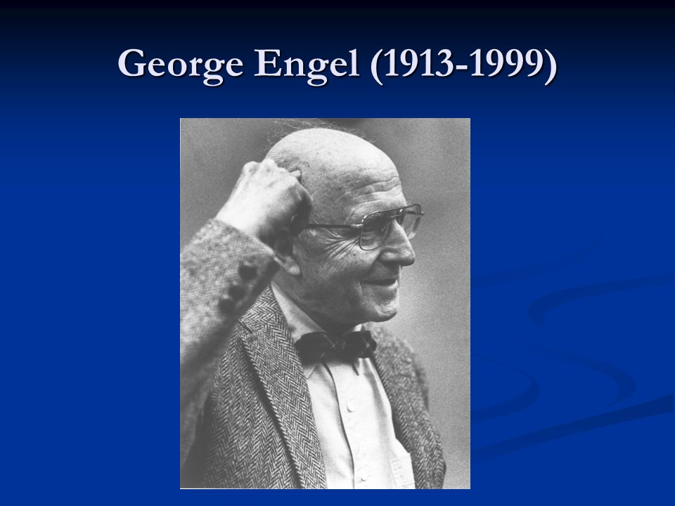 George Engel (1913-1999)