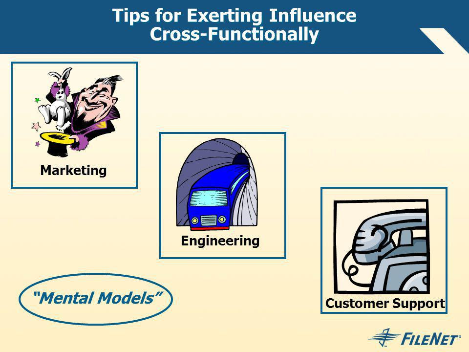Tips for Exerting Influence Cross-Functionally