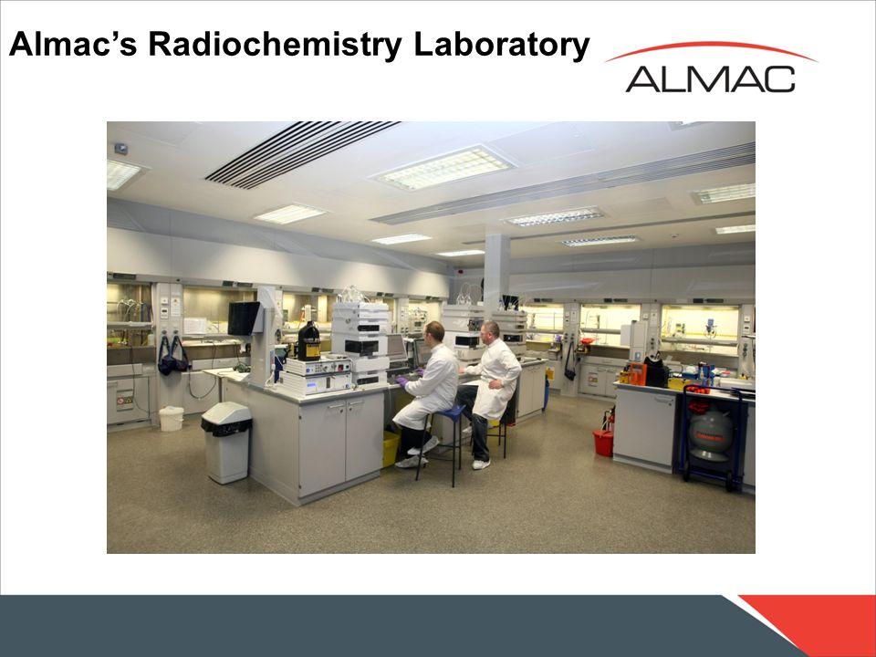 Almac's Radiochemistry Laboratory