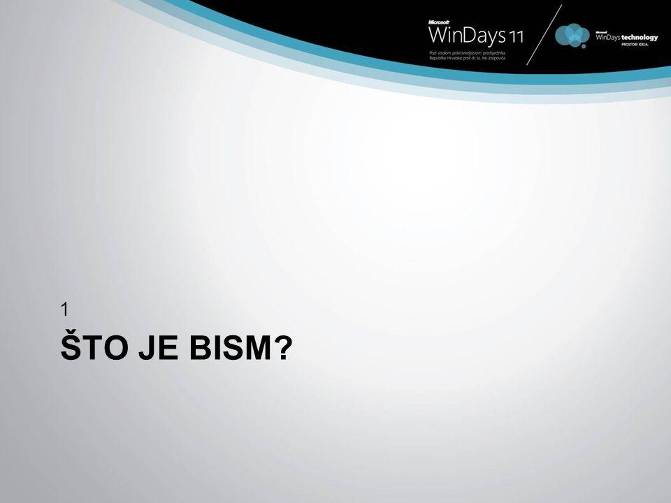1 Što je BISM