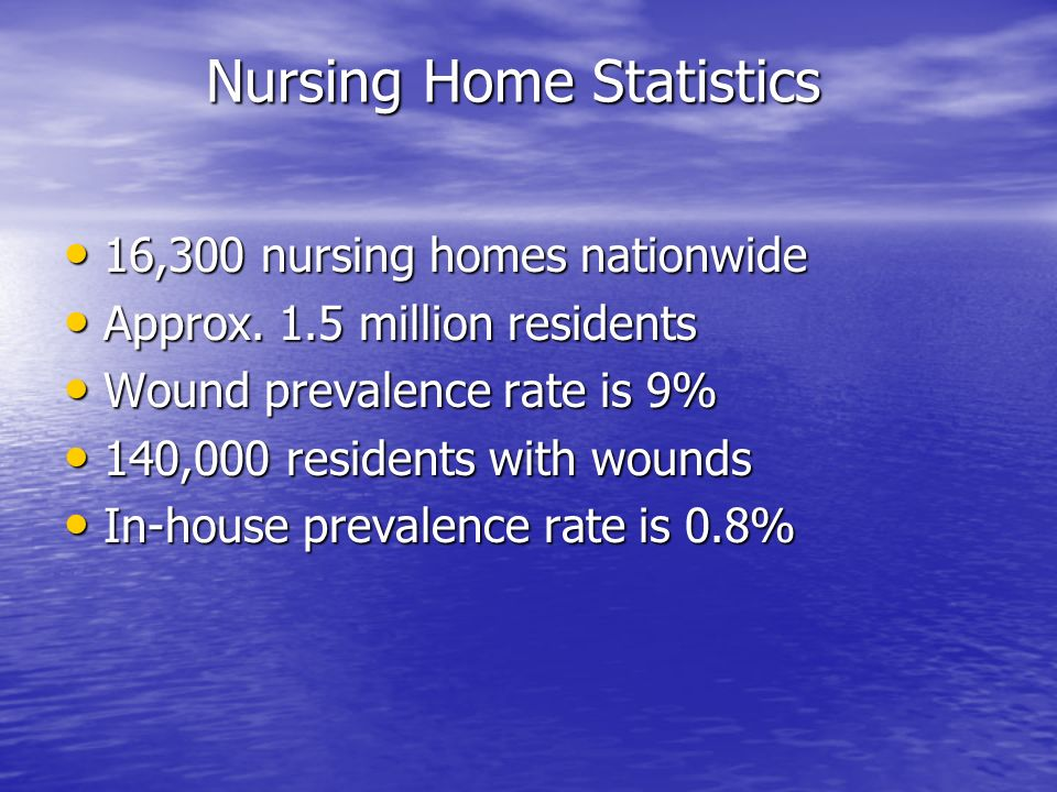 Nursing Home Statistics