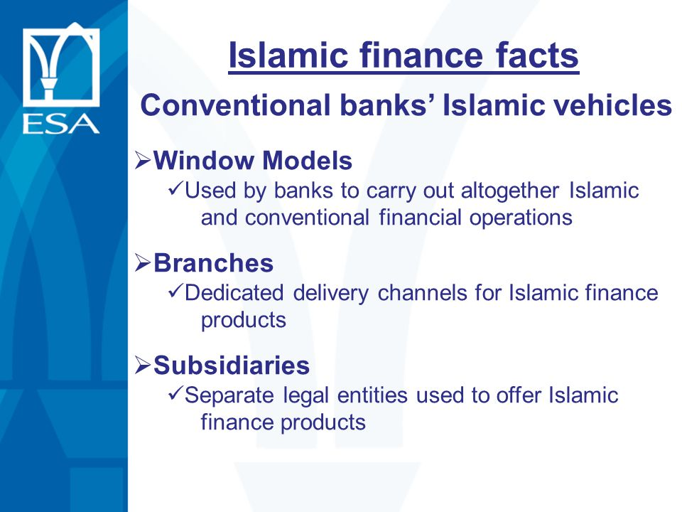 Conventional banks' Islamic vehicles