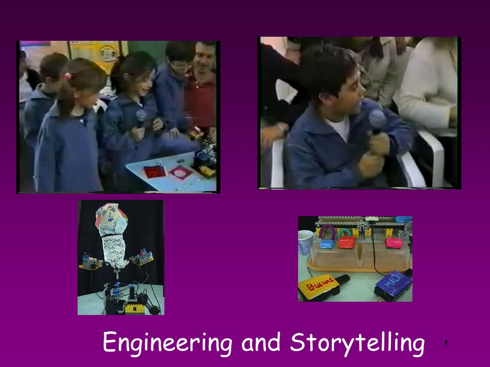 Engineering and Storytelling