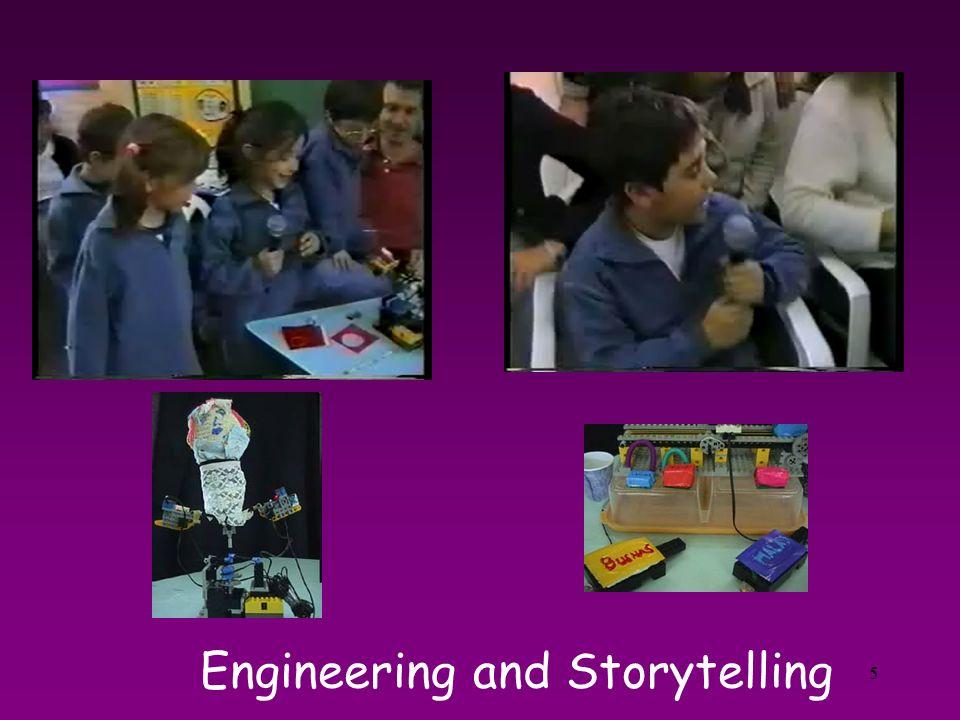 Engineering and Storytelling