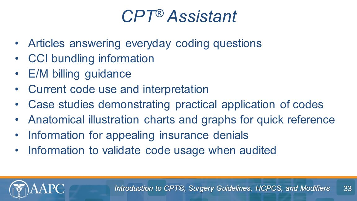 CPT® Assistant Articles answering everyday coding questions