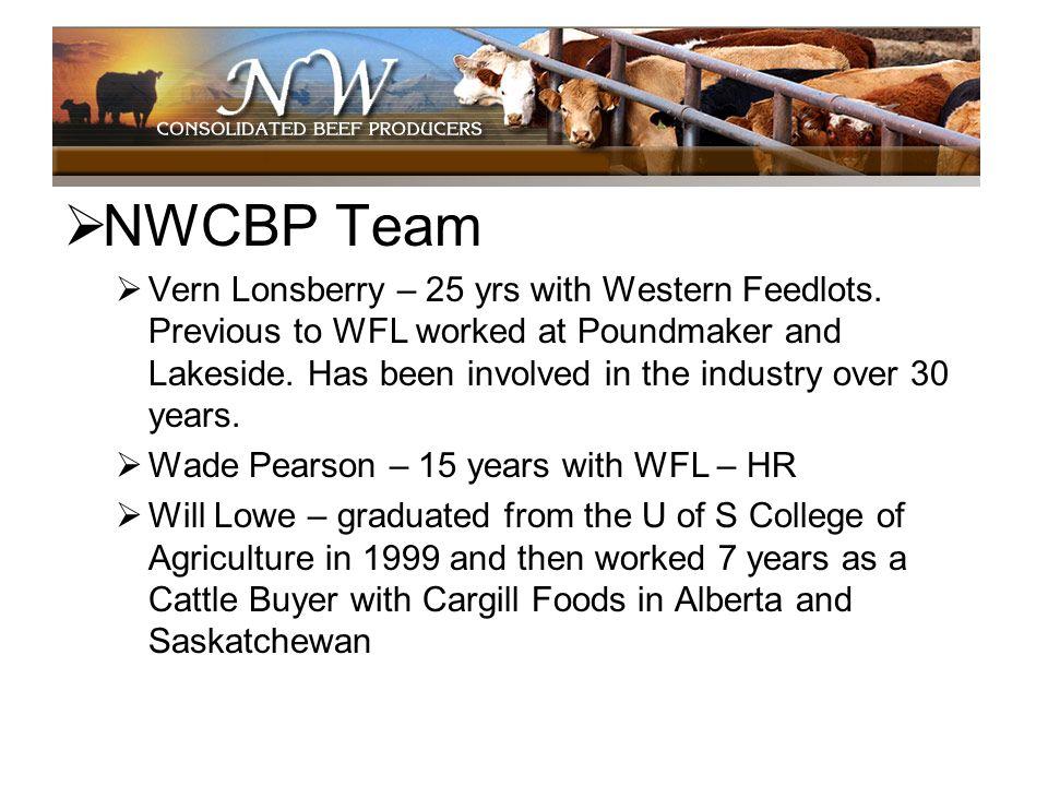 NWCBP Team