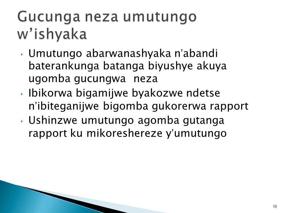 Gucunga neza umutungo w'ishyaka