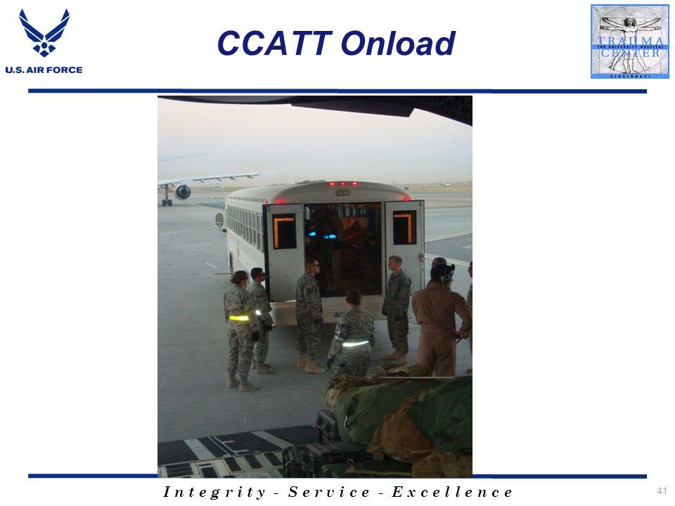 CCATT Onload