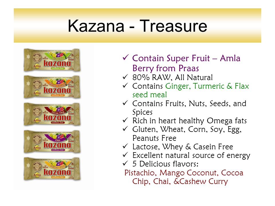 Kazana - Treasure Contain Super Fruit – Amla Berry from Praas