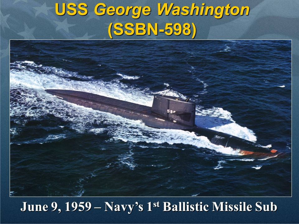 USS George Washington (SSBN-598)