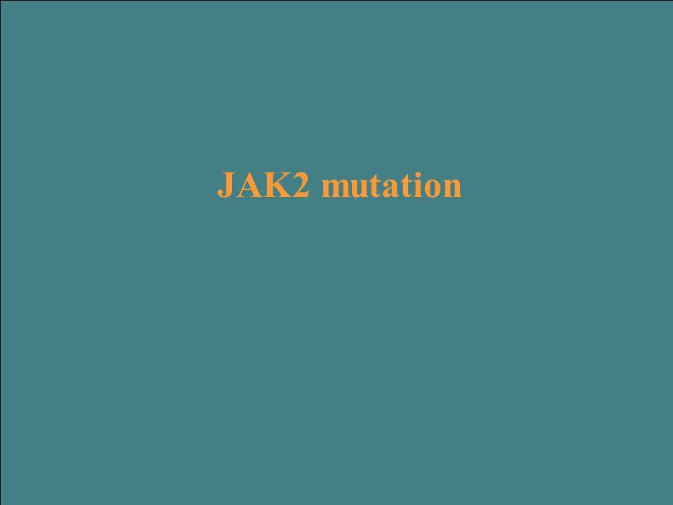 JAK2 mutation