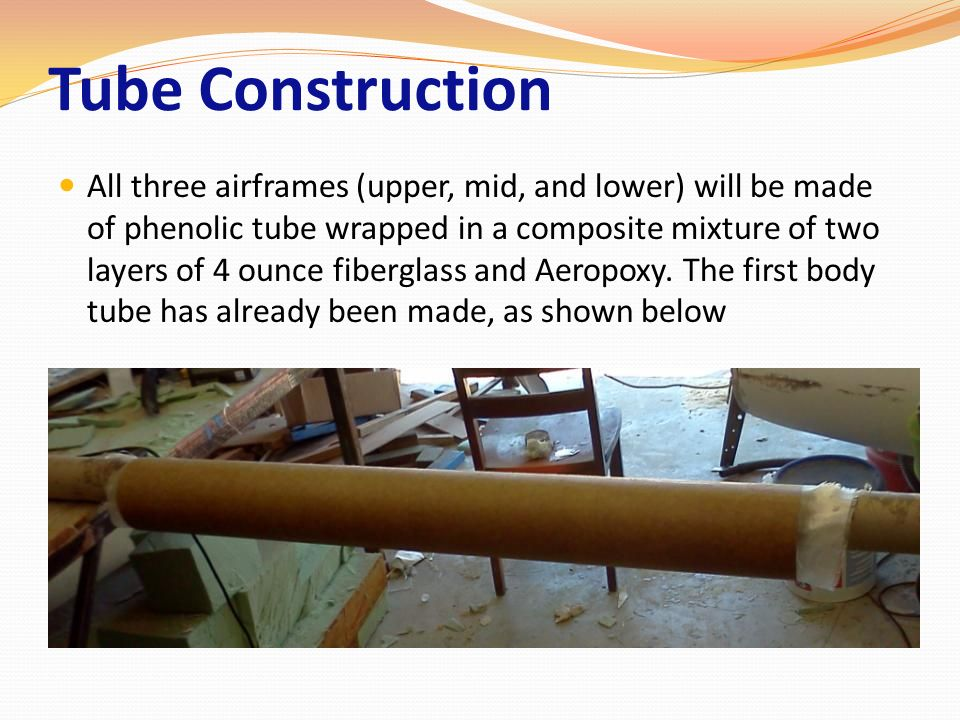 Tube Construction