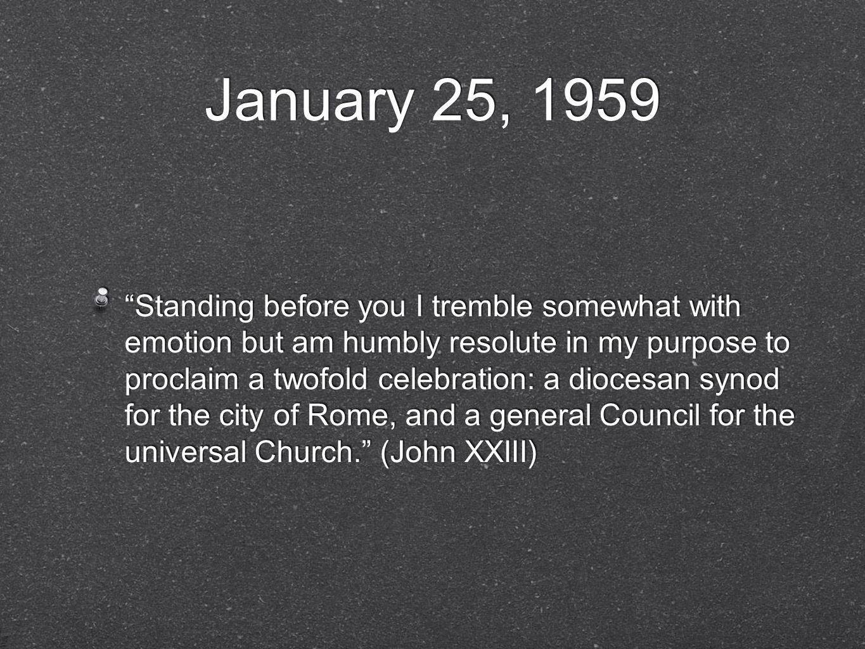 January 25, 1959