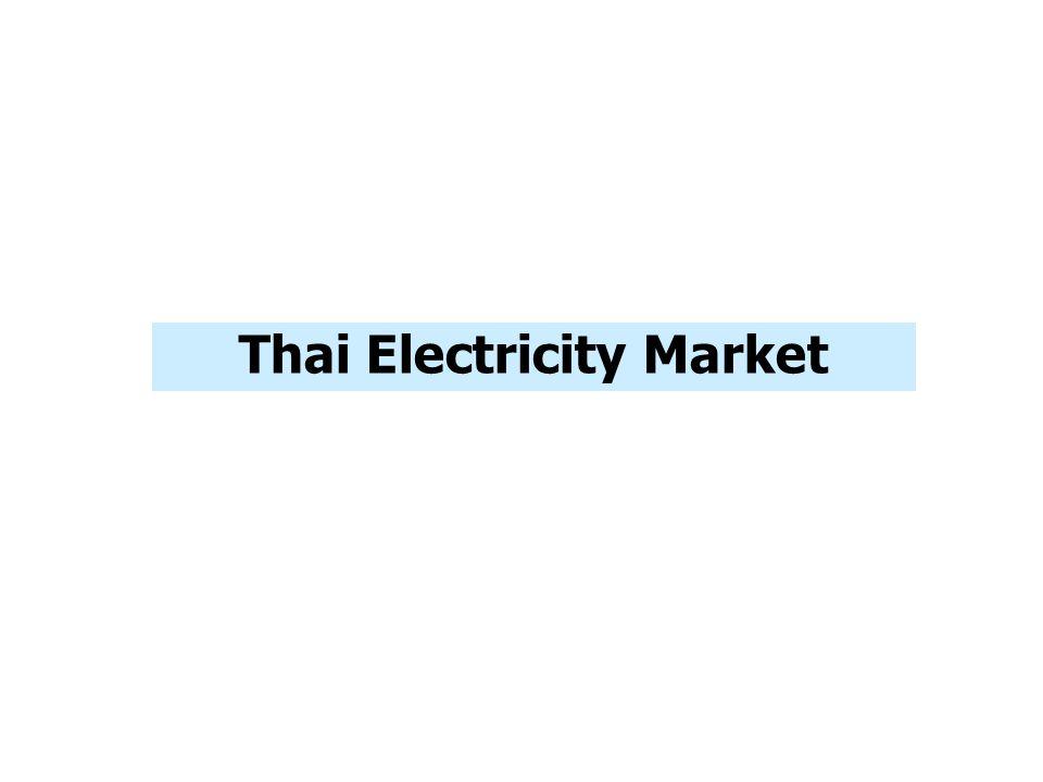 Thai Electricity Market