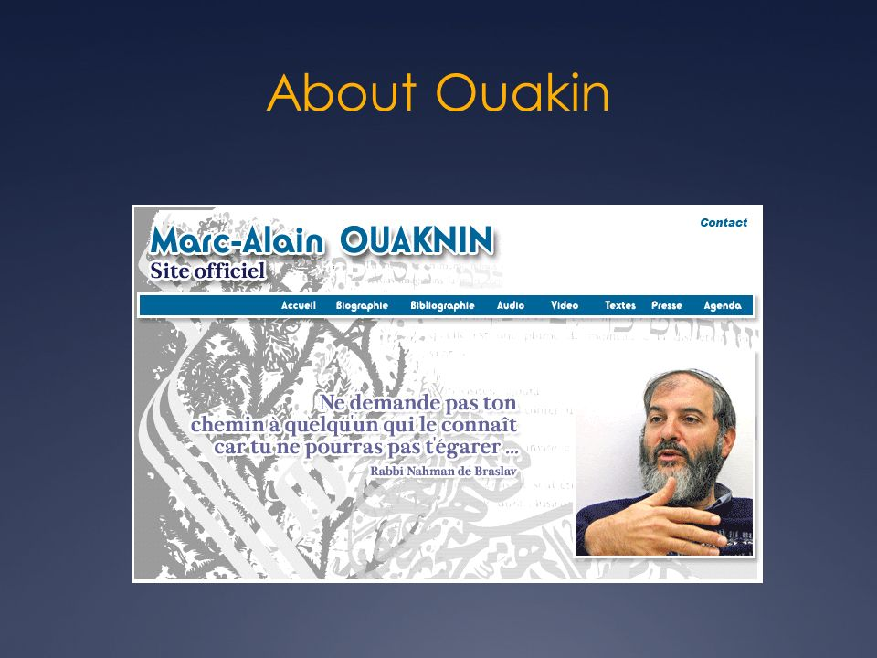 About Ouakin