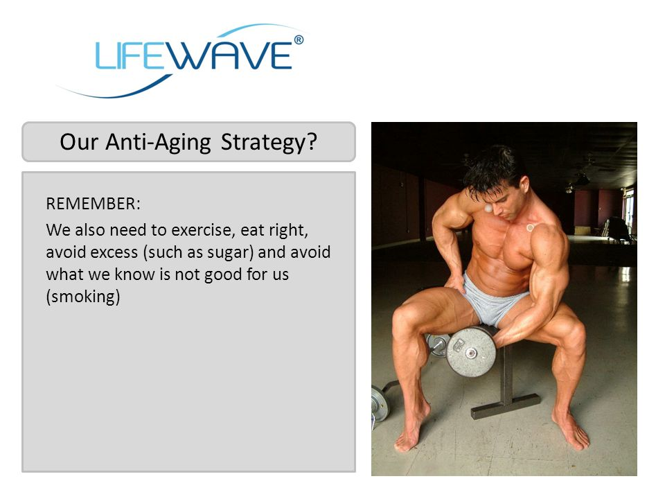 Our Anti-Aging Strategy