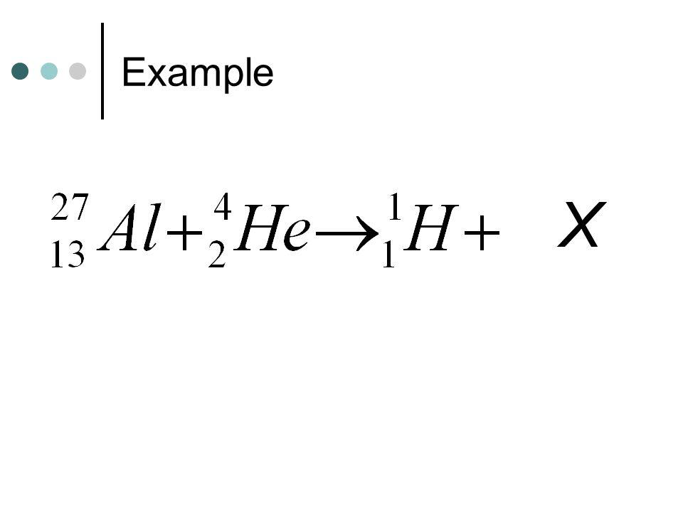 Example X