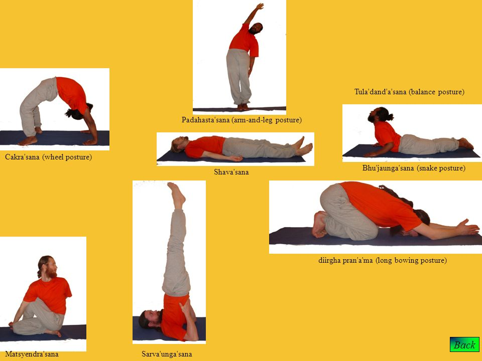 Back Back Tula dand a sana (balance posture)
