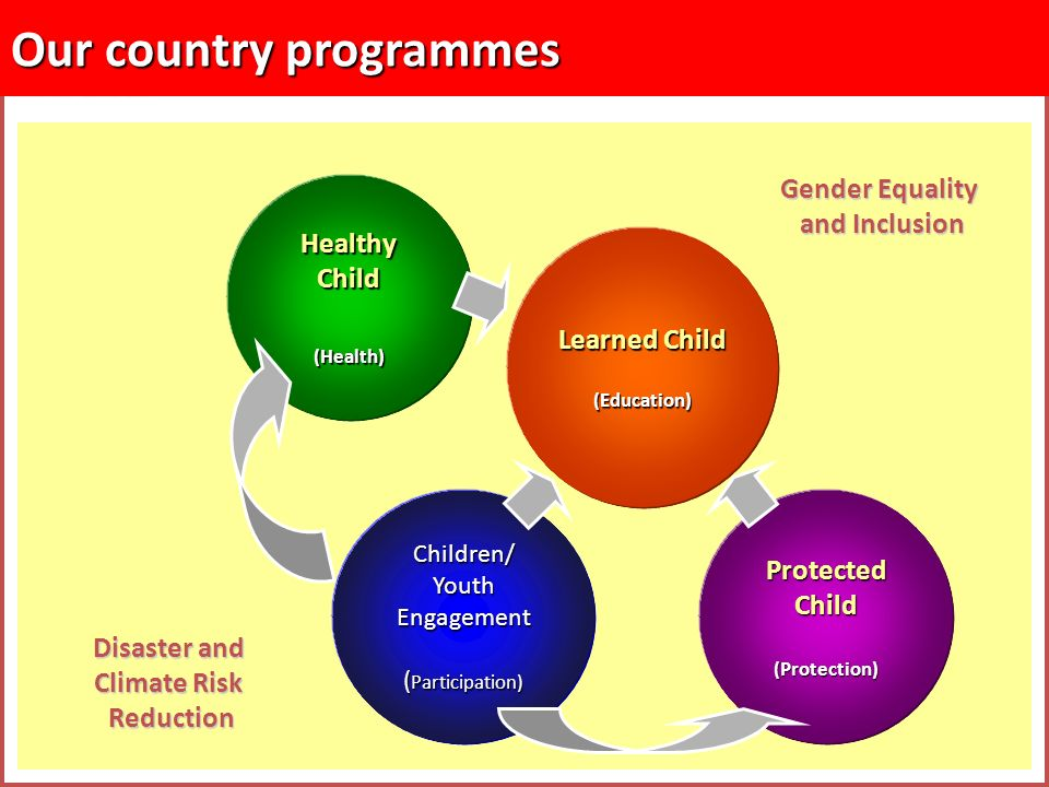 Our country programmes