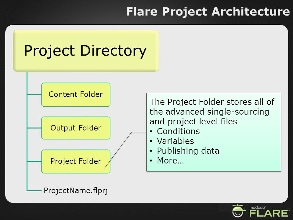Flare Project Architecture