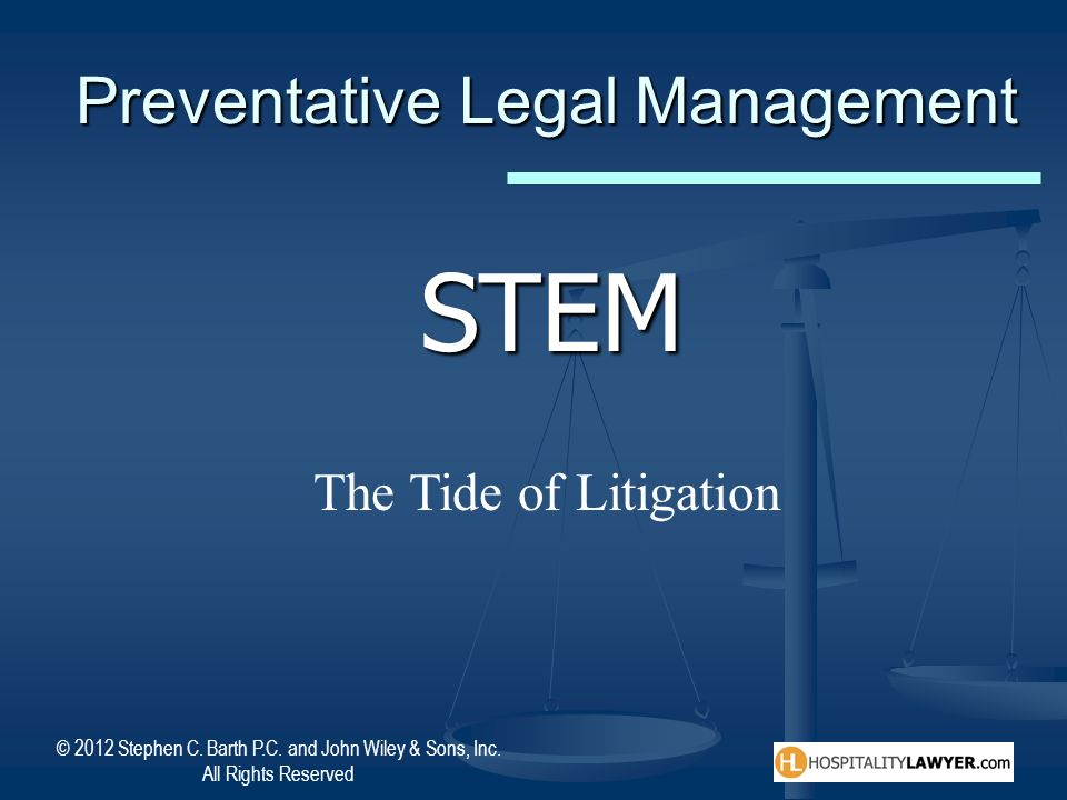 Preventative Legal Management