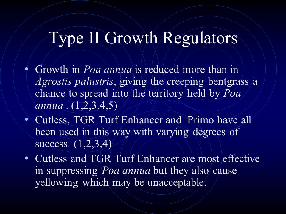 Type II Growth Regulators