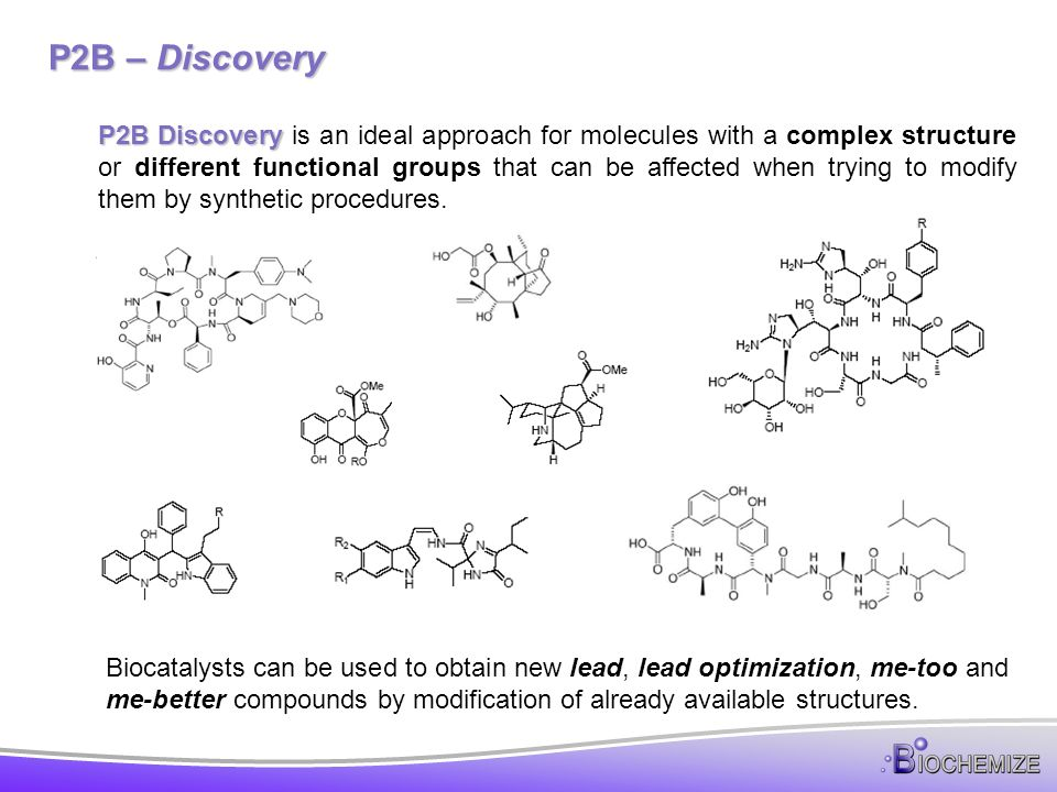 P2B – Discovery