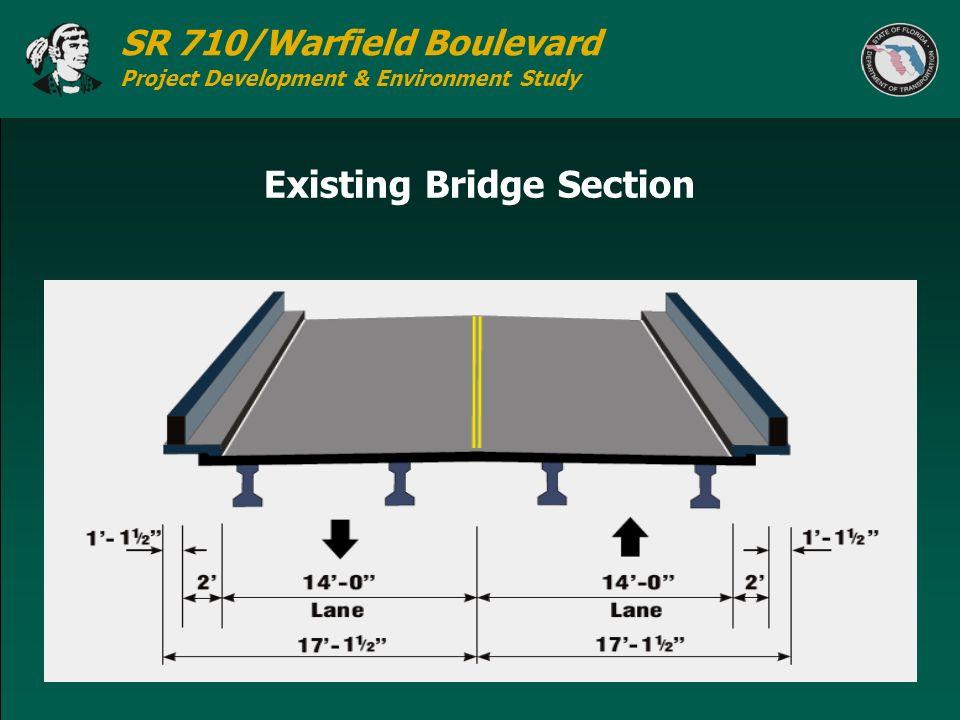 Existing Bridge Section