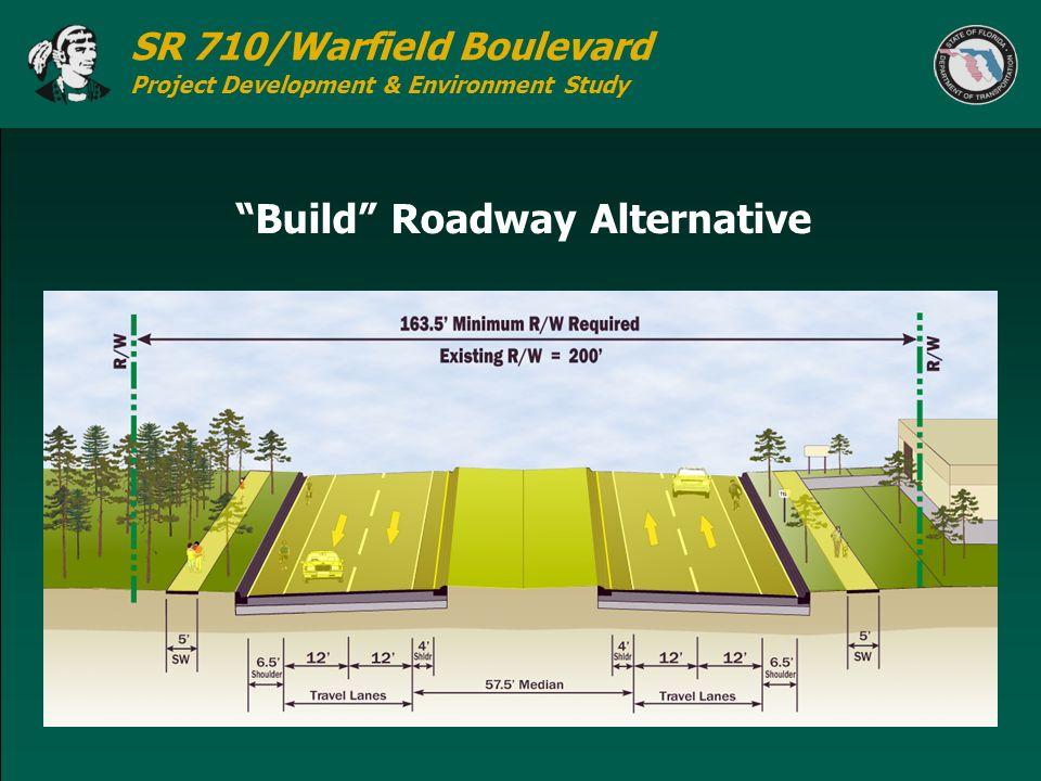 Build Roadway Alternative