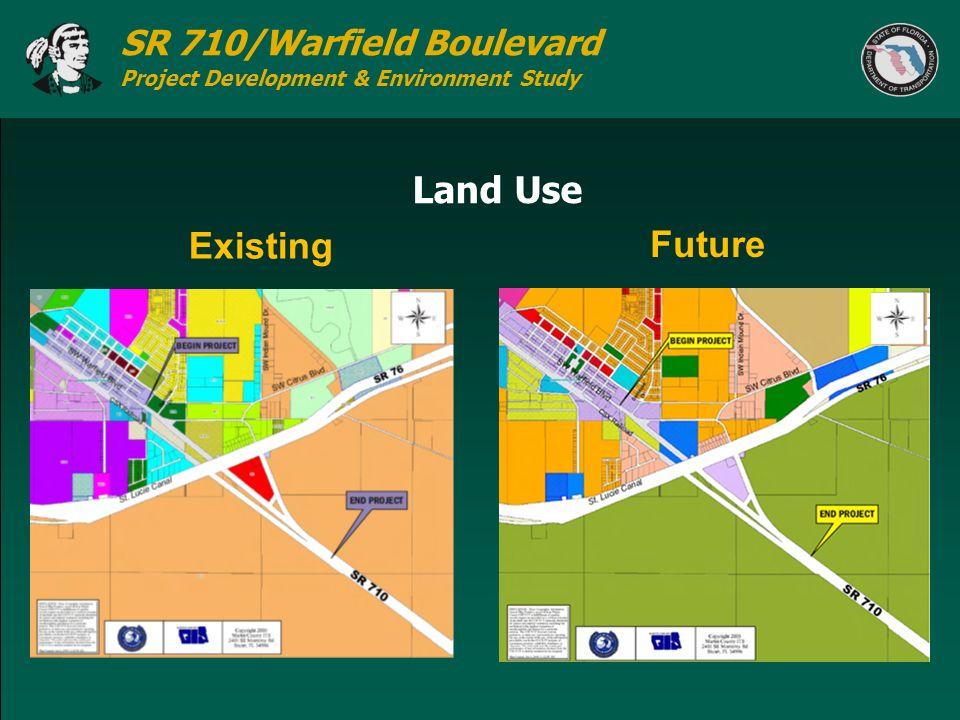 Land Use Existing Future