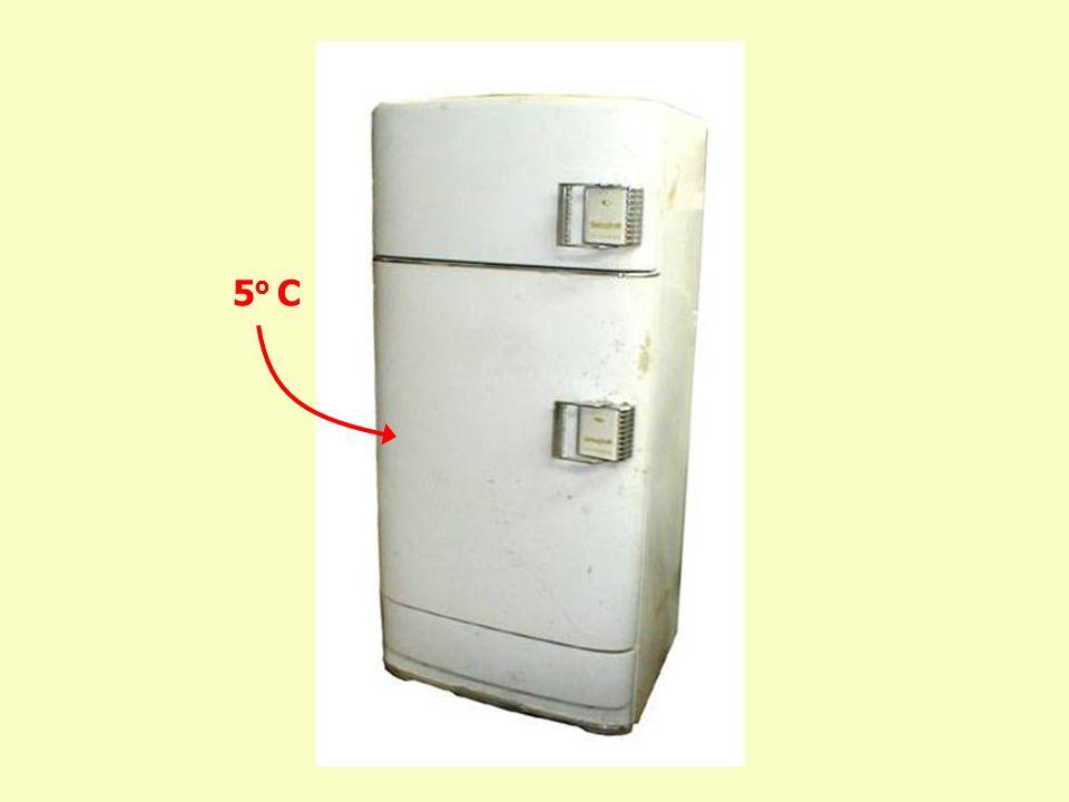 5o C 40 F = 5 Celcius