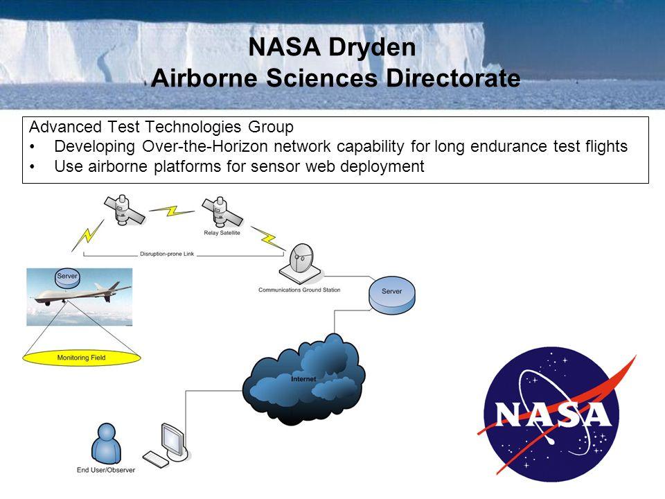 NASA Dryden Airborne Sciences Directorate