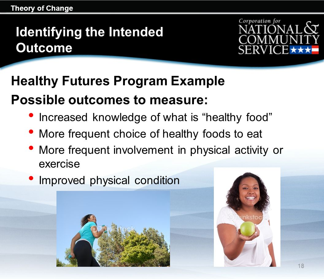 Identifying the Intended Outcome
