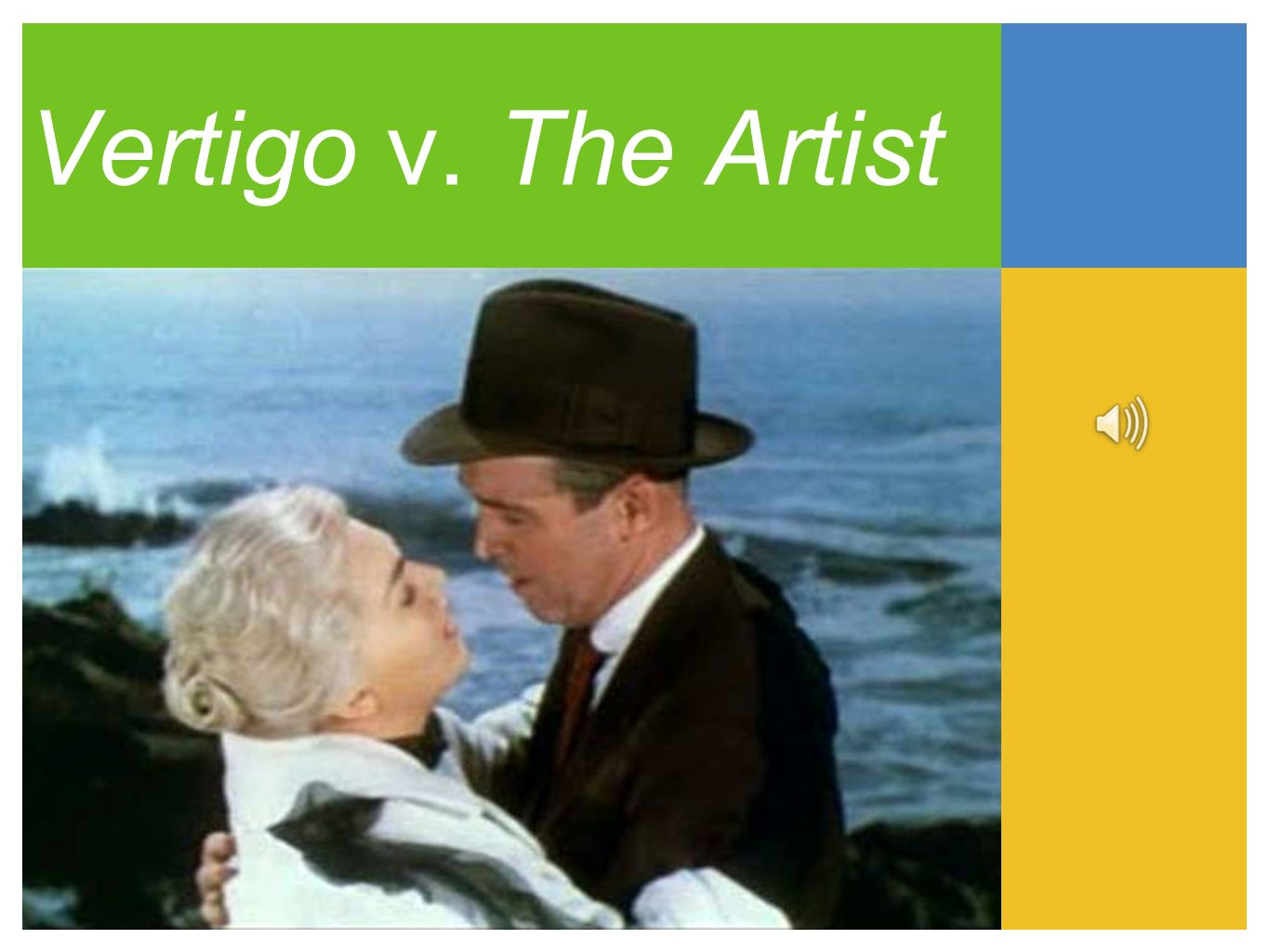 Vertigo v. The Artist