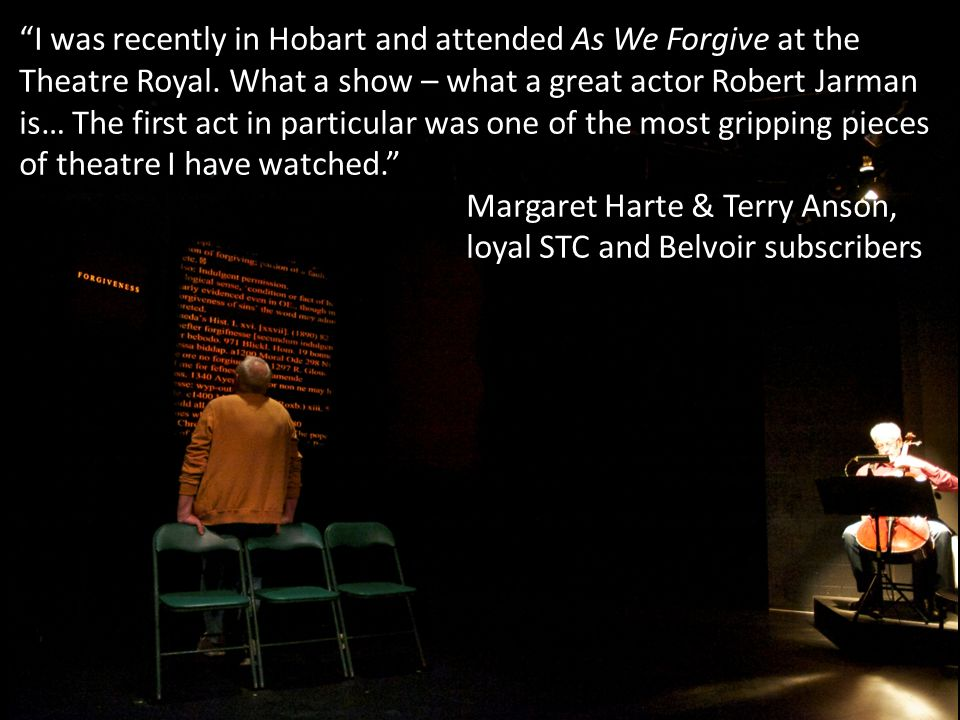 loyal STC and Belvoir subscribers