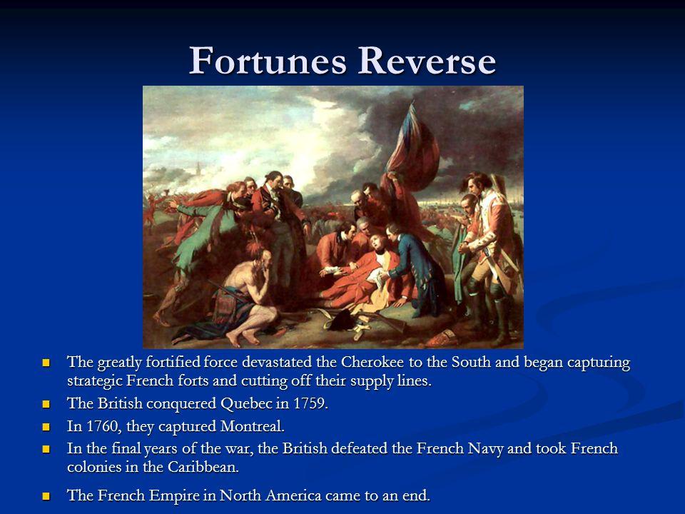 Fortunes Reverse