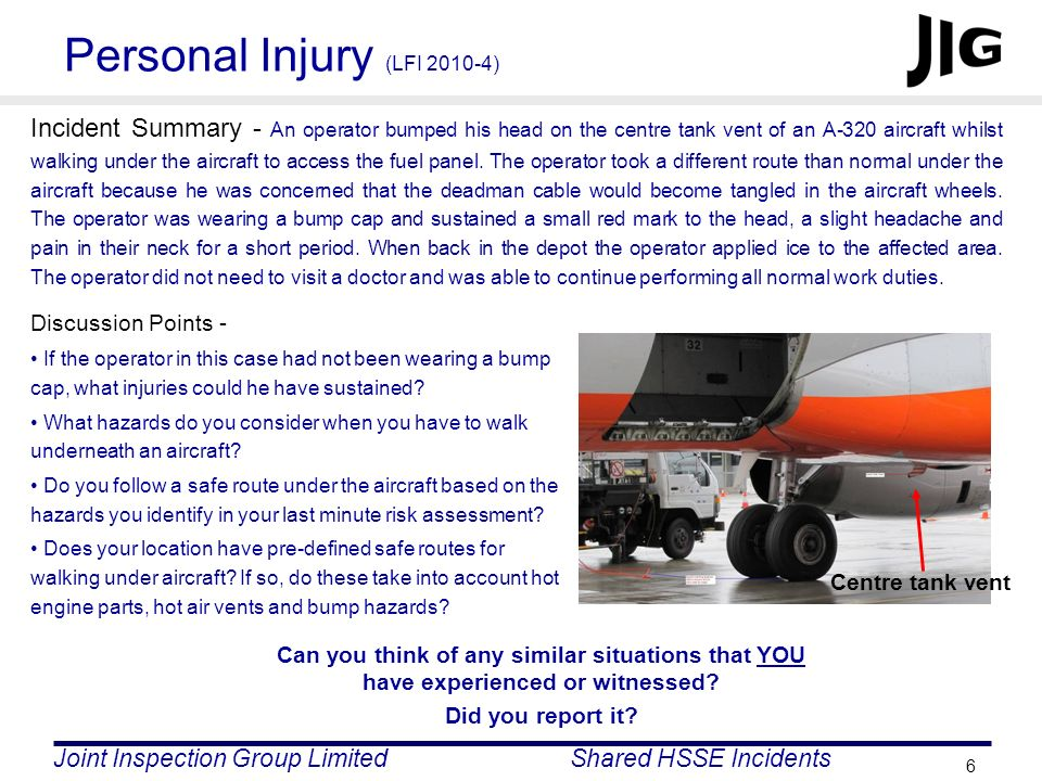 Personal Injury (LFI 2010-4)