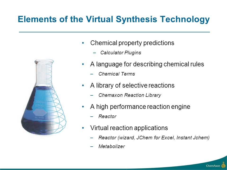 Elements of the Virtual Synthesis Technology