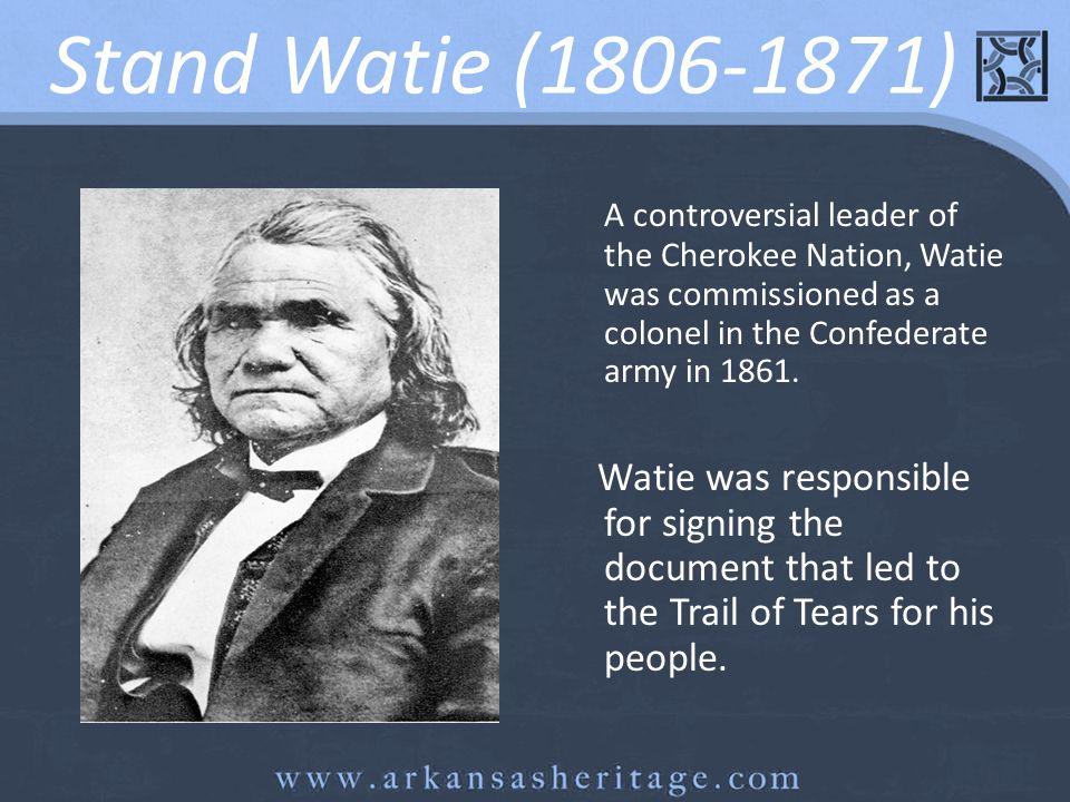 Stand Watie (1806-1871)