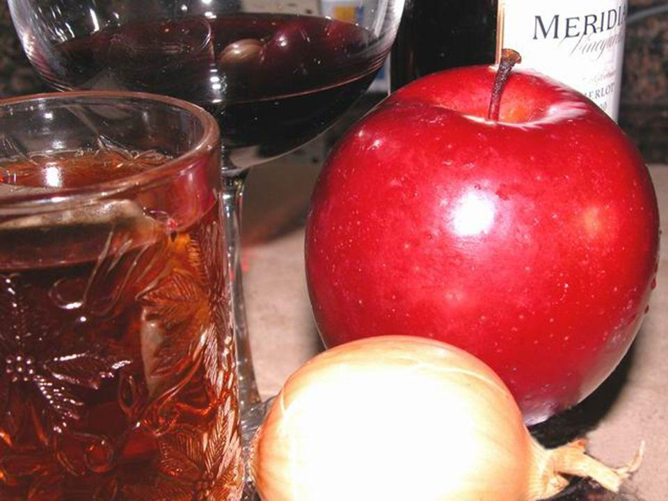 Quercetin is found in tea, apples, onions and red wine.