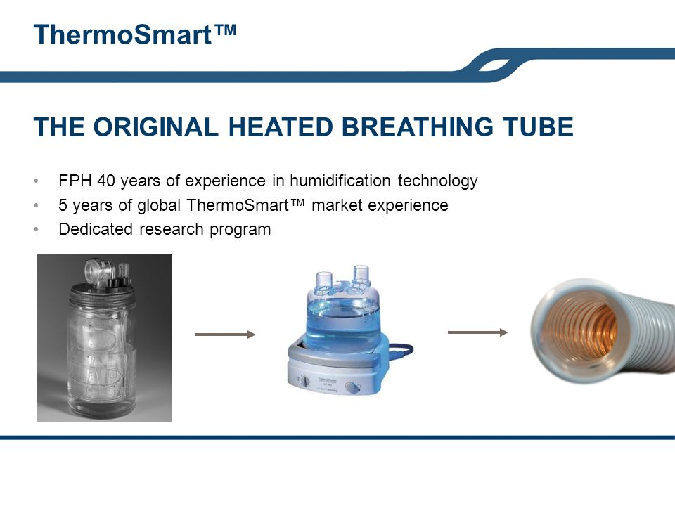 ThermoSmart™ THE ORIGINAL HEATED BREATHING TUBE