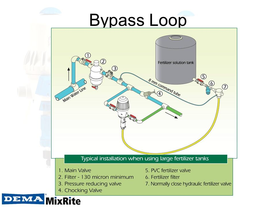Bypass Loop