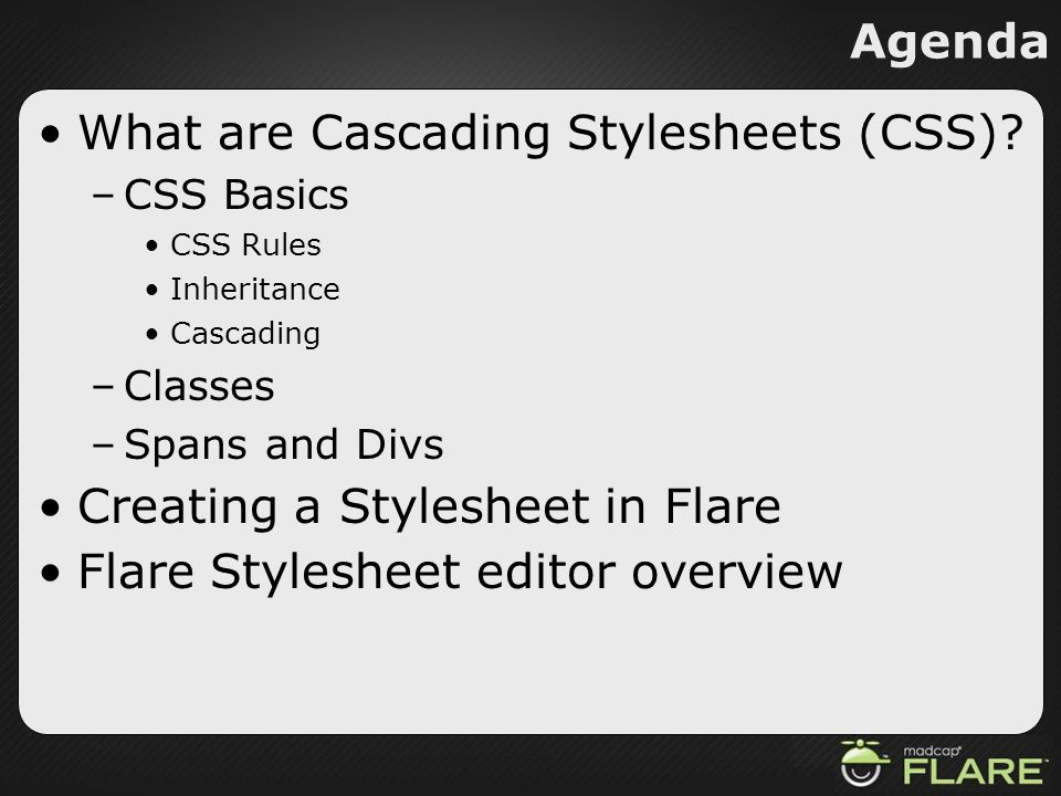 What are Cascading Stylesheets (CSS)
