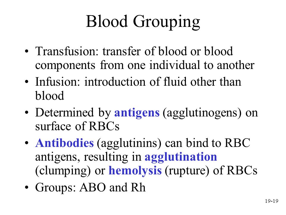 introduction to blood groups Introduction the lewis determinants are structurally related to determinants of the abo and the h/h blood group systems they are assembled by sequential addition of specific.