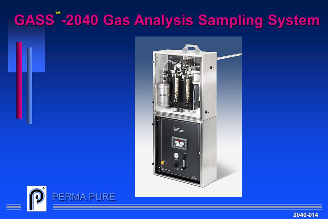 GASS™-2040 Gas Analysis Sampling System