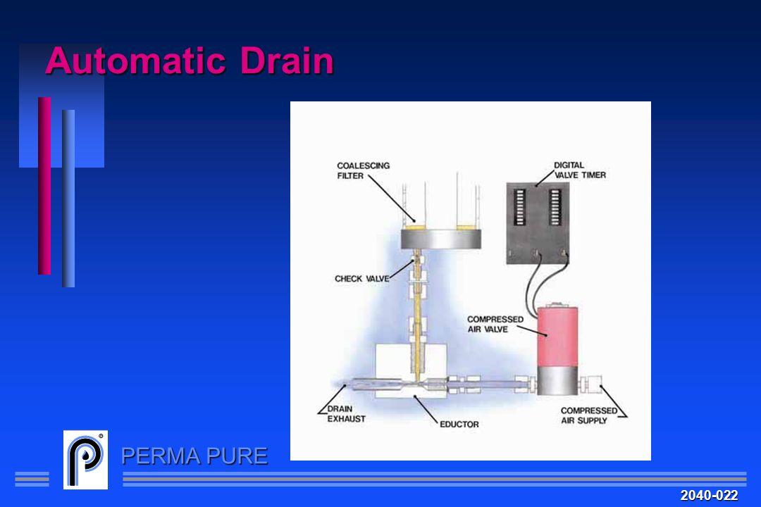 Automatic Drain 2040-022