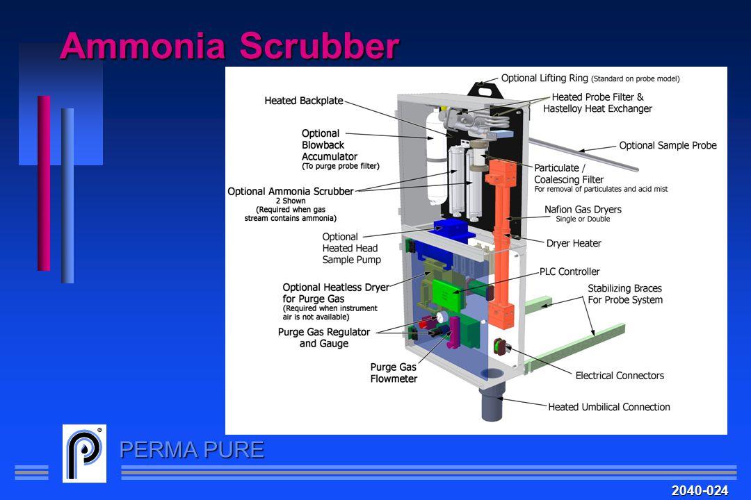 Ammonia Scrubber  2040-024
