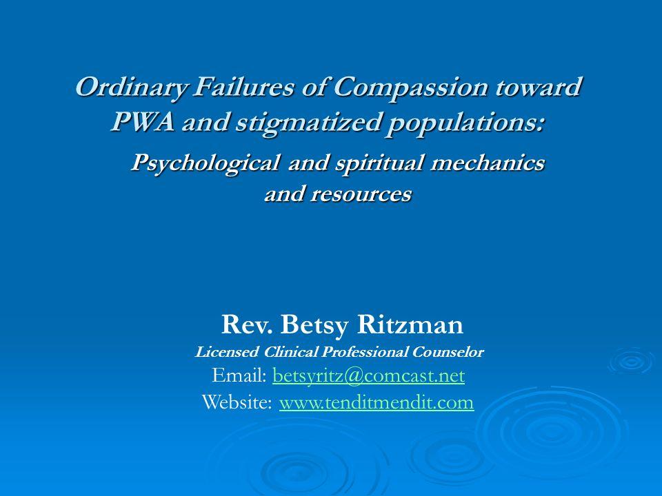 Psychological and spiritual mechanics and resources