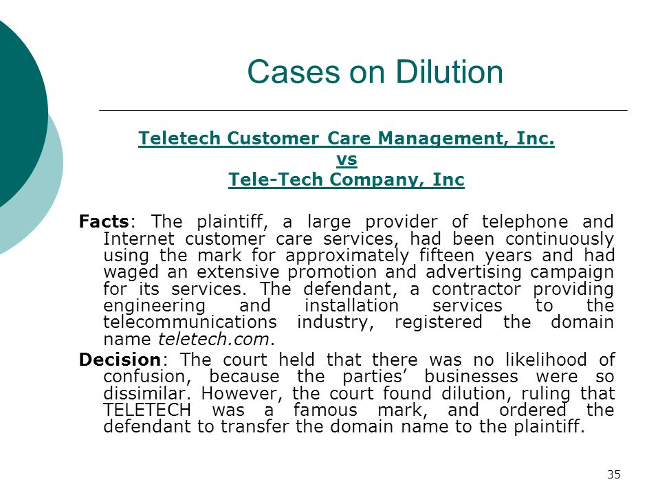Teletech Customer Care Management, Inc.