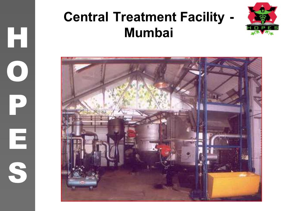 Central Treatment Facility - Mumbai